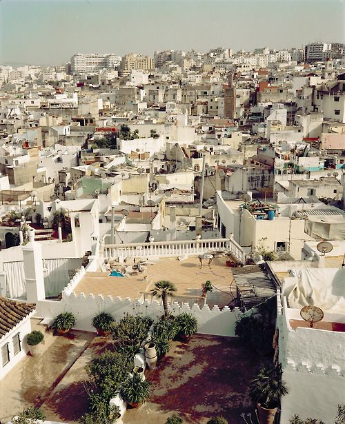 Tangier...might be going here this summer!