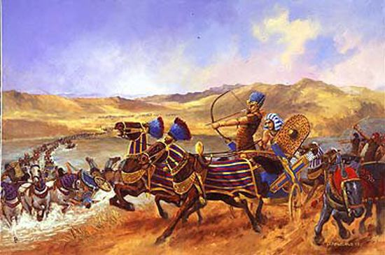 Ejercito del Antiguo Egipto/Army of Ancient Egypt