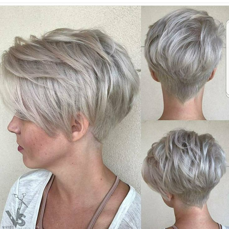 "7,496 Likes, 83 Comments - ShortHairDon'tCare✂ PixieCut (@nothingbutpixies) on Instagram: ""Who Else loves when we feature multiple angles of the pixie cuts we feature?. Yes I love it No…"""