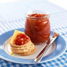Tomato Relish (Tomato Chutney)