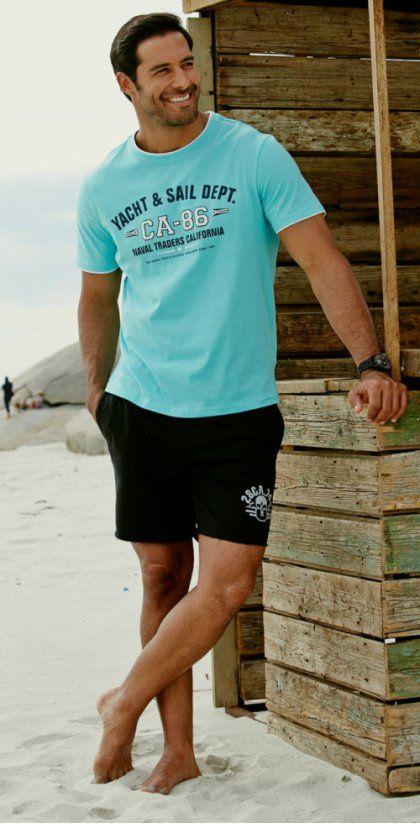 Korte broeken heren | Bestel bermuda shorts bij bonprix