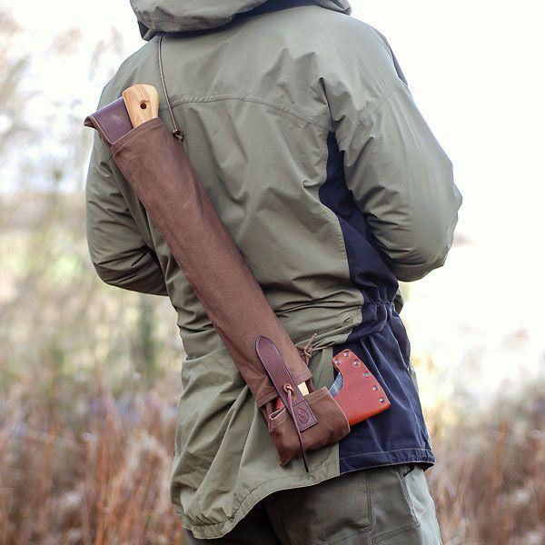 Woodlore Folding Buck Saw Case Yes.