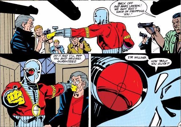 Know a Batman Foe: Deadshot - Comic Vine