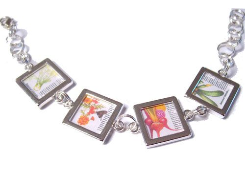 DIY 1 Minute Charms + FREE Alphabet Inchies Download | DIY Jewelry & Crafts from eCrafty.com