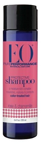 EO Protective Shampoo for Color-Treated Hair - Rose & Chamomile - 8.4 oz