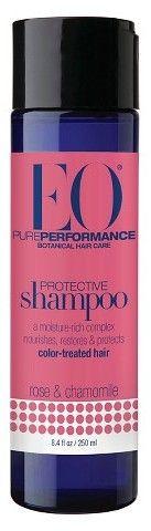 EO Protective Shampoo for Color-Treated Hair - Rose & Chamomile - 8.4 oz