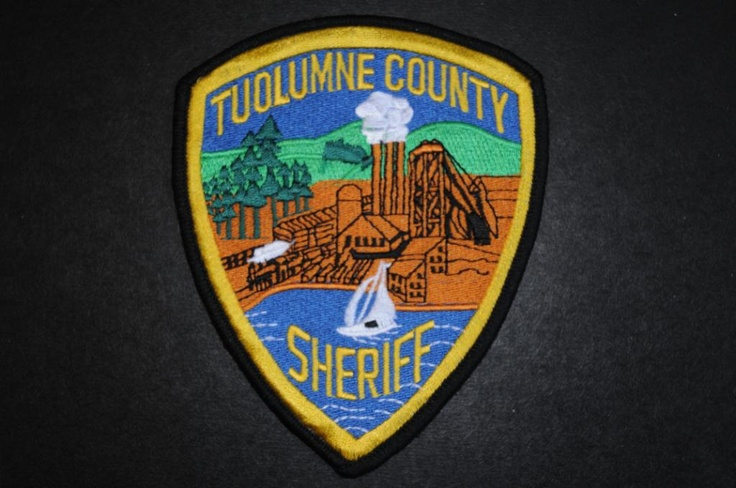 Tuolumne County Sheriff Patch, California (Current 1991