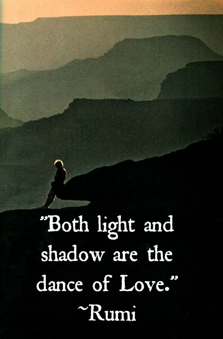 #Rumi No one expresses Truth the way Rumi does! Poetic and simple, they touch the Heart in the deepest recesses and raise the consciousness closer to LOVE. kathydobson.com