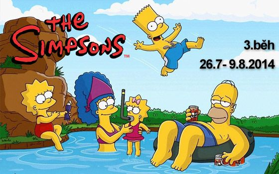 """Simpsonovi """"Už nikdy nepojedu jinam než na Skaliny!"""" Bart Simpson Caramba jóóó jsi to právě ty! Na tebe čeká město Springfield ve skalinském údolí. A letos to tady rozhodně bude žít! Spousta her, zábavy, bláznivých scének a jedna """"vopravdu šílená"""" rodinka, která to tady má pod palcem! ...a nebo nemá???"""