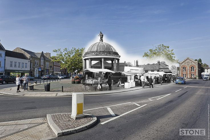 Swaffham Market Town ghosts 1979 > now | Flickr - Photo Sharing!