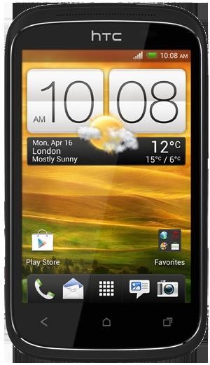 #HTC Desire C
