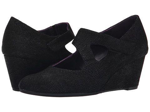 Sport Womens Shoes Vaneli Tricia Black Molly Rodi Print