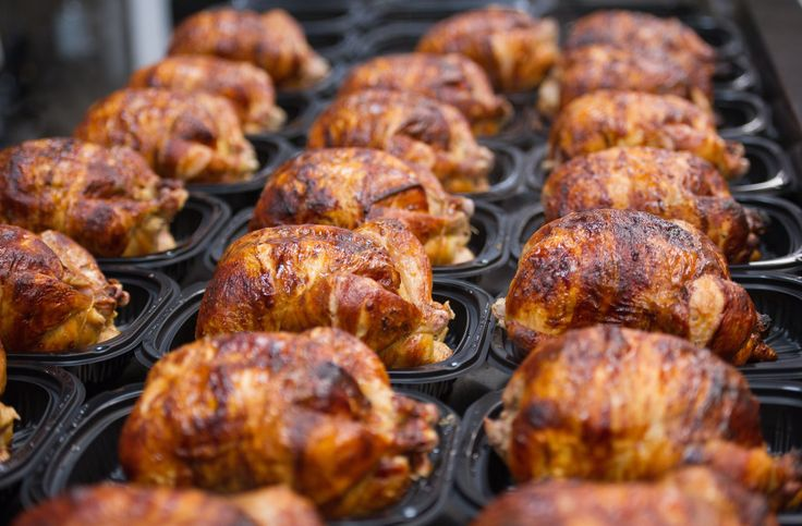 No trip to Costco is complete without walking out with the retail chain's signature rotisserie chicken in hand.