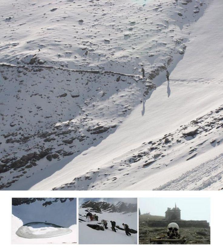 Roopkund  Trek – Uttrakhand  Trekking - Tours From Delhi - Custom made Private Guided Tours in India - http://toursfromdelhi.com/roopkund-trekking-8n9d/