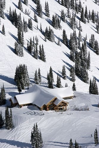 Crystal Mountain Ski Resort, Washington State