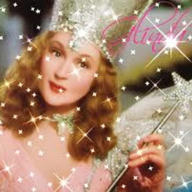 Glenda the Good Witch.