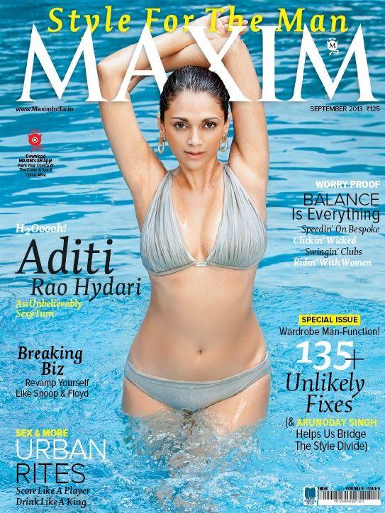 Maxim India - September 2013 (True PDF)