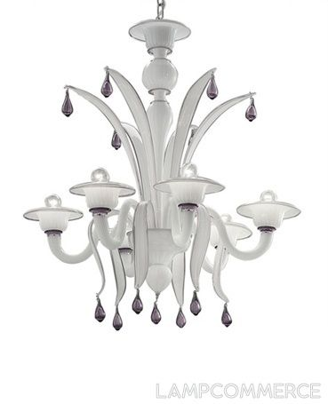 Voltolina Iris hanging lamp Lights & Lamps - LampCommerce