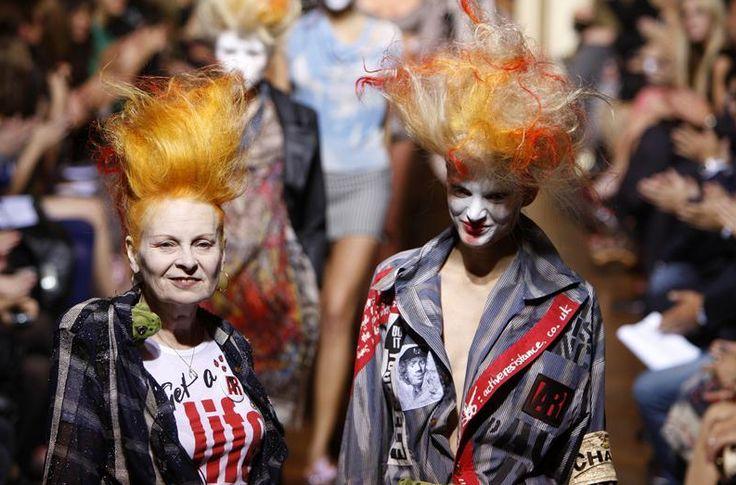 Celebrando el nacimiento de la moda punk