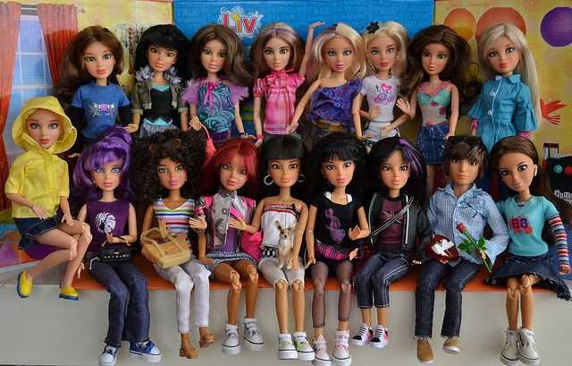 liv+dolls | Class of 2012 (My collection of Liv dolls)