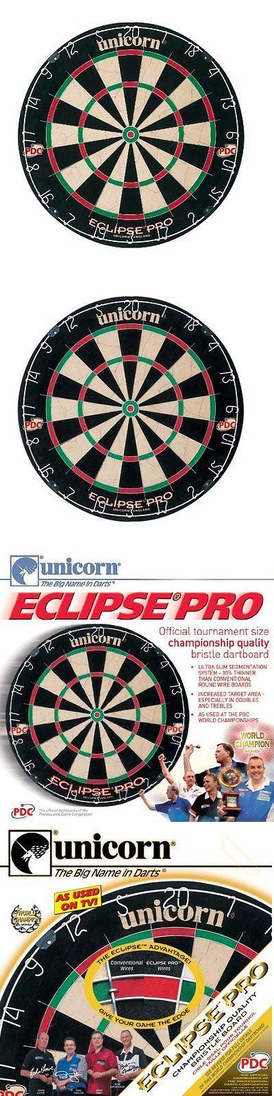 Dart Boards 72576: Unicorn Eclipse Pro Dart Board -> BUY IT NOW ONLY: $41.47 on eBay!