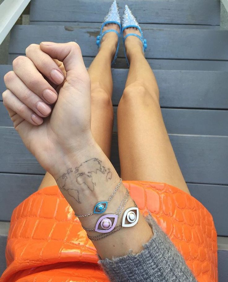 10 best tatoo images on pinterest tattoo ideas tatoos and female world map tattoo inspo gumiabroncs Images