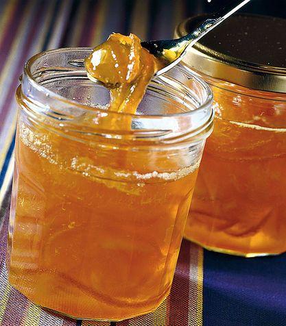 Orange marmalade / Marmellata di arance // Donna Moderna