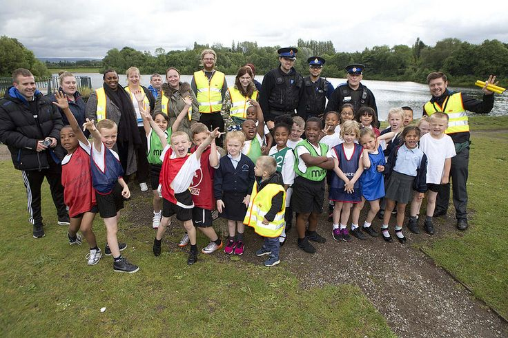 Police Community Support Officers in Gorton have organised a series of fun runs with Abbey Hey Primary Academy.  The aim is to help the youngsters to keep fit and to let them get to know their local officers. The races, which are run in relays, are taking place on the Yellow Brick Road footpath in Debdale Park. www.mp.police.uk