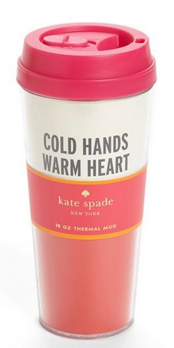 """""""Cold hands, warm heart,"""""""