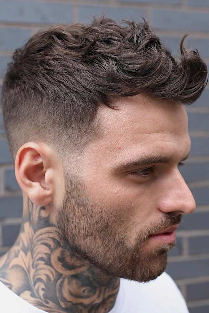 All You Need To Know To Beat A Receding Hairline Lovehairstyles Com Hairstyles For Receding Hairline Thick Hair Styles Mens Hairstyles Short