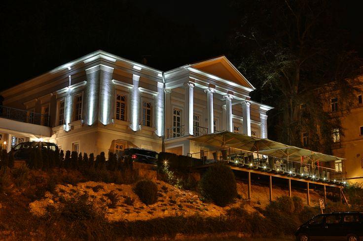 VILLA PATRIOT -Gourmet Hotel & Restaurant - Karlovy Vary  www.villapatriot.cz Hotel 4*