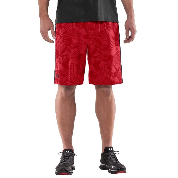 "Under Armour Men's UA Micro Printed 10"" Shorts"