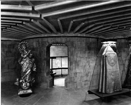 Franco Albini | Museo del Tesoro di San Lorenzo, Genova, 1952 - 56