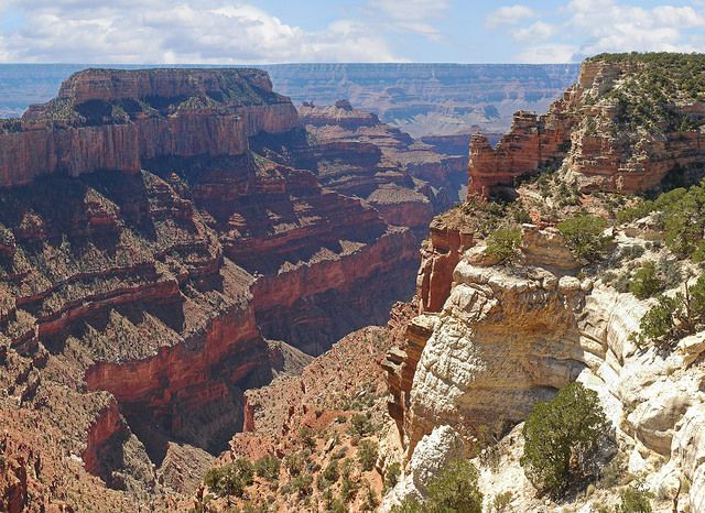 "Tuweep, Grand Canyon National Park, Arizona:  Like Slough Creek in Yellowstone, Tuweep, located on the Grand Canyon's North Rim, gives campers a chance to get far from the big crowds that overrun the most popular national parks. Services at the nine campsites are ""non-existent"" according to the park's website, but there's that view: 3,000 feet straight down to the Colorado River."