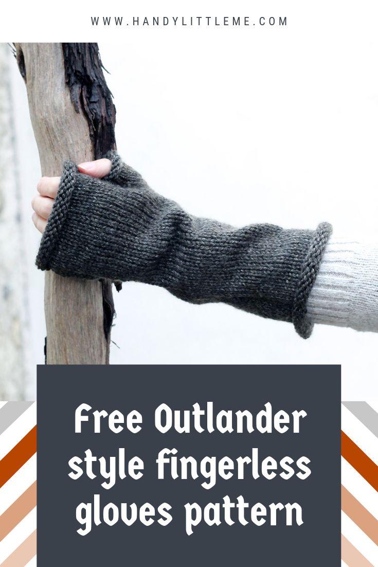 Free Outlander Gloves Pattern