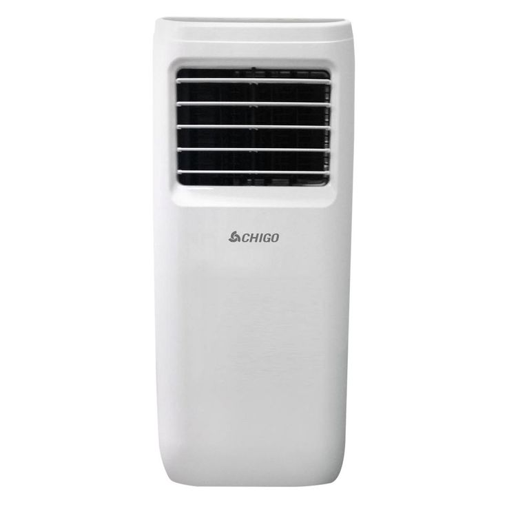 Chigo - 8000 Btu Portable Air Conditioner, White