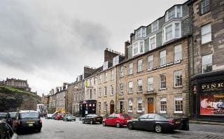 Best hotels in Edinburgh