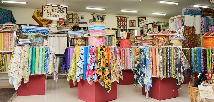 Quilting | Bargain Fabric Outlet - PEI Quilting and Fabric Store, North Bedeque Prince Edward Island