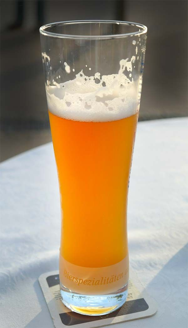 Hopped-Up Wheat Beer
