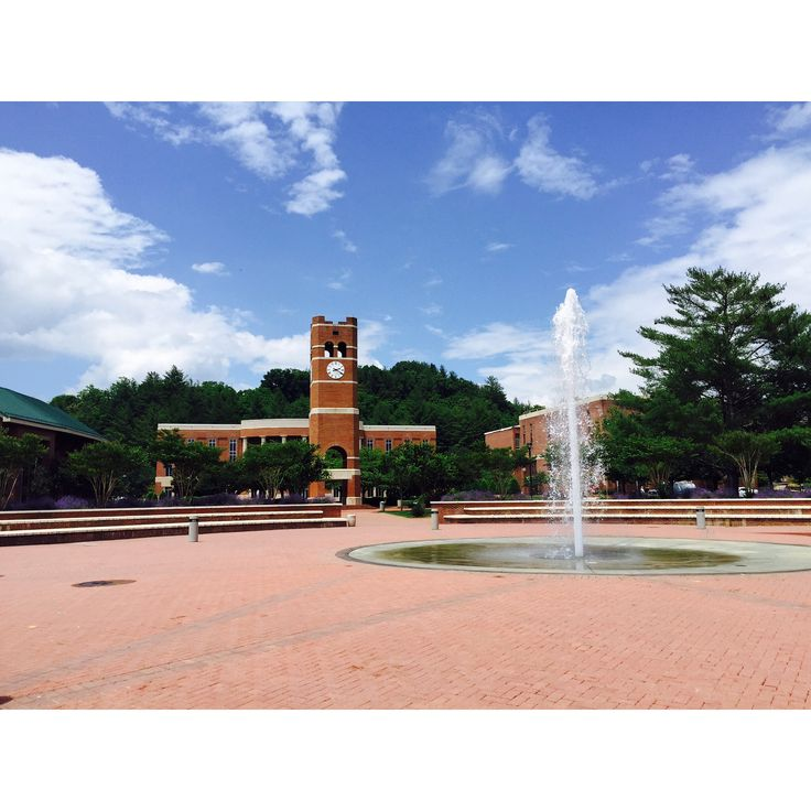 8 Places That Make Western Carolina University Beautiful