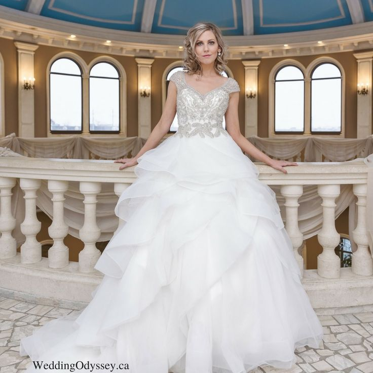 Wedding Odyssey bridal expo will be taking place January 7 & 8 at the Ciociaro Club.....our model is wearing a beautiful wedding gown found at His and Hers Wear and Bridal, hair and makeup provided by Sage Salon, photo by Misha Z Photography......register online at www.weddingodyssey.ca to receive a $2 off admission coupon.