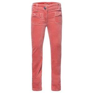 Esprit - Velvet Stretch Pants - clothing (Vintage Rose)