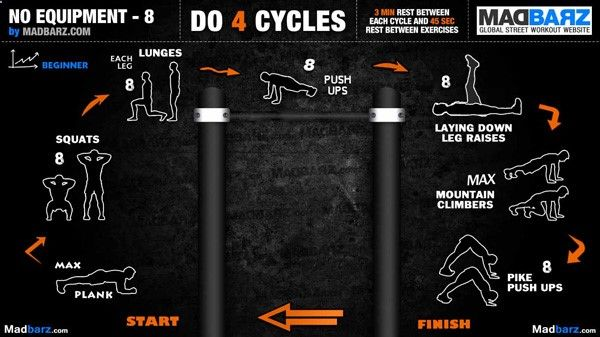 Calisthenics workout beginner? Find your Bar Brother beginner routines and make your own FREE workout plan here.