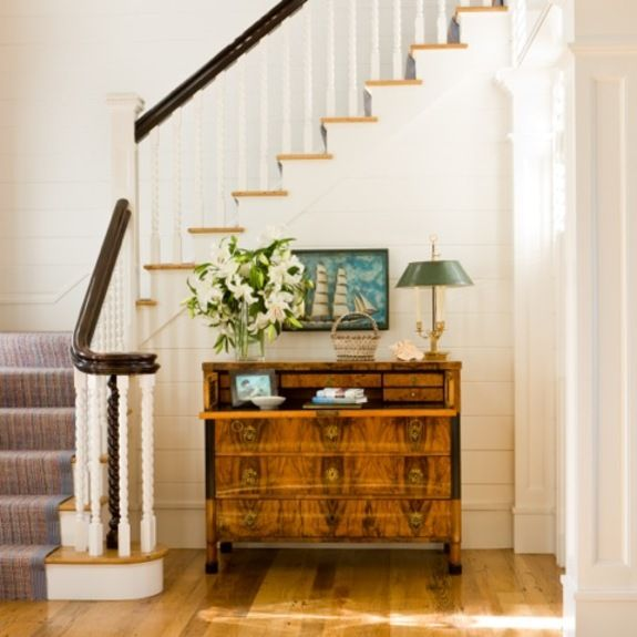 Gary Mcbournie S Nantucket Beach Cottage: In Good Taste: Gary McBournie