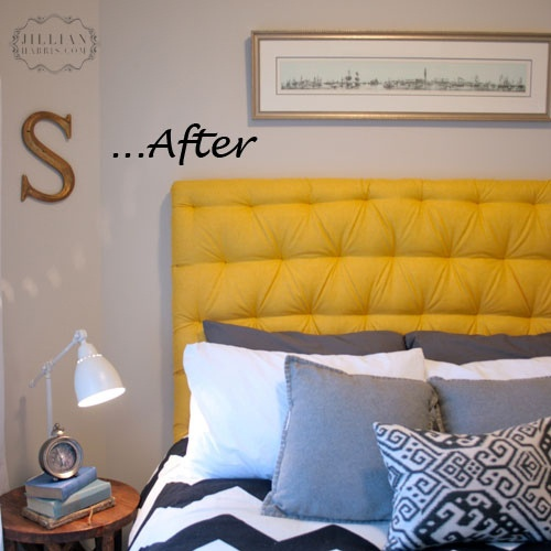 17 best images about head board do it yourself on for Do it yourself headboards with fabric