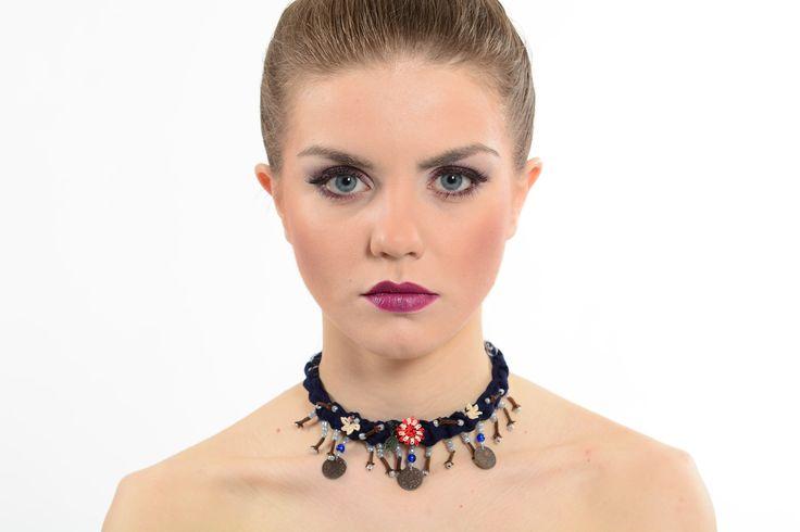 Otantik Karanfil Kolye Modelleri - Bayan Giyim