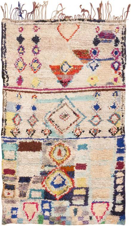 Obsessed. Vintage moroccan rug. Love it.