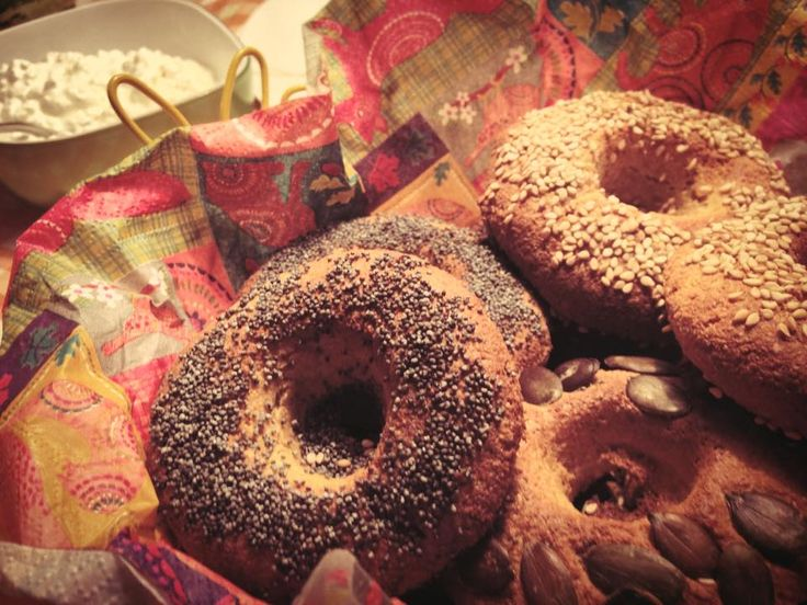 Kohlenhydratarme Bagels selber machen http://paulkliks.com