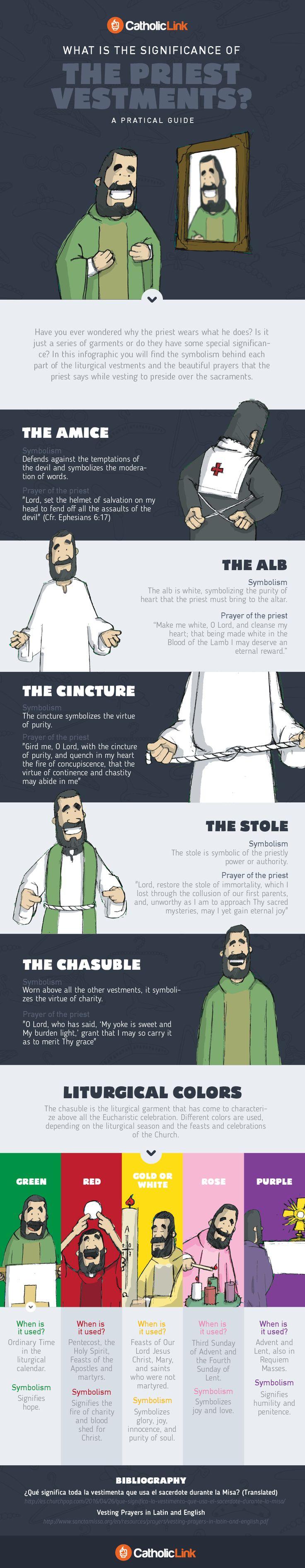 Priest's Vestments