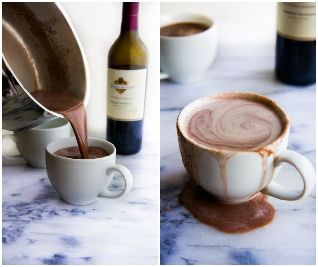 Chocolate Wine: Exactly What You Need toKeep Warm inthe Cold Weather